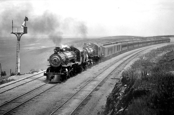 UP Steam Locomotives (UPRR)