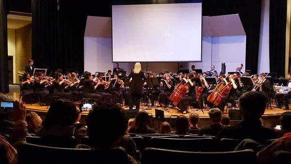 IMSA Symphony and Band Video