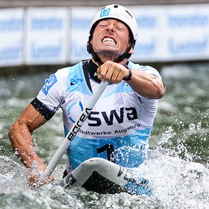 ICF Canoe Kayak Slalom World Cup Final Augsburg 2014