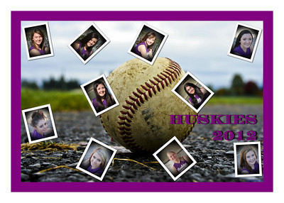 HUSKIES SOFTBALL