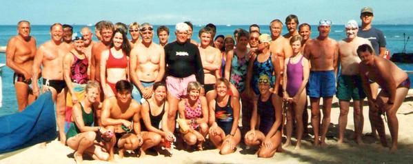 17th Annual OCC Invitational Swim 5-20-1995