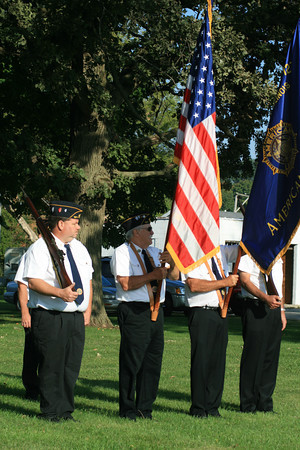 9-11-2011 ceremony—Sugar Grove