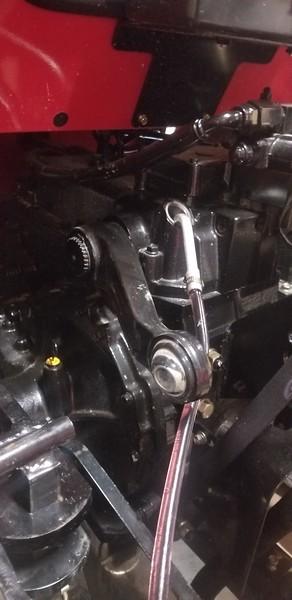 Mahindra Maintenance
