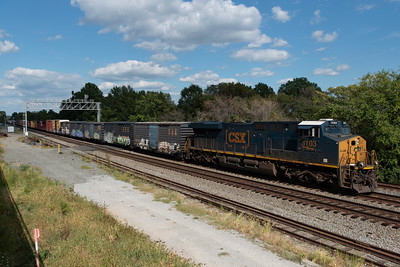 Q410 Waycross, GA to Selkirk, NY