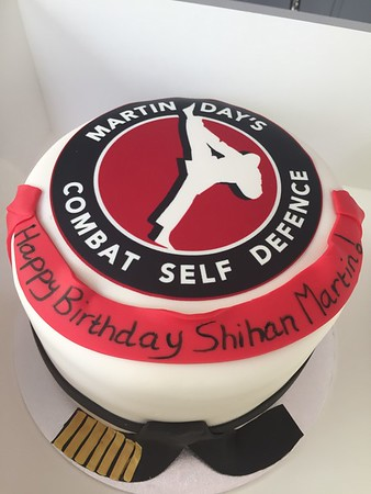 Shihan's Birthday Cake 2017