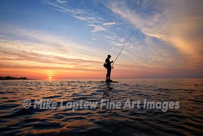 Wetsuit Fishing