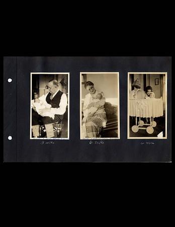 "Photo Album 1927 ""Road Trip"" PEOPLE."