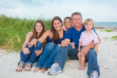 Karli Demeza family