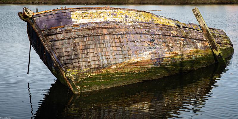 Hooe Lake Wrecks 4
