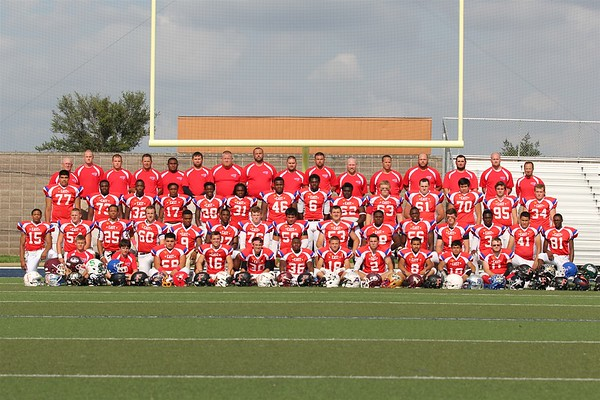 North American All Stars  East Team Pre-Game Photos