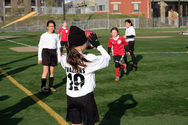 Cresskill Girls Soccer 2017