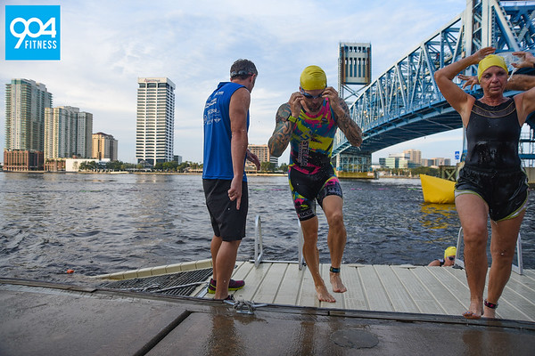 Jax Tri Series 2 Swim 2018
