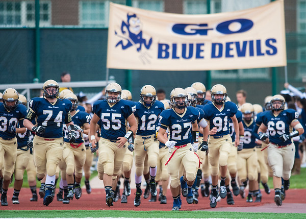North and South football, 8-27-15