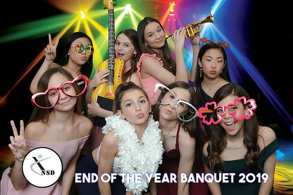 Next Step Dance Banquet Greenscreen Photos