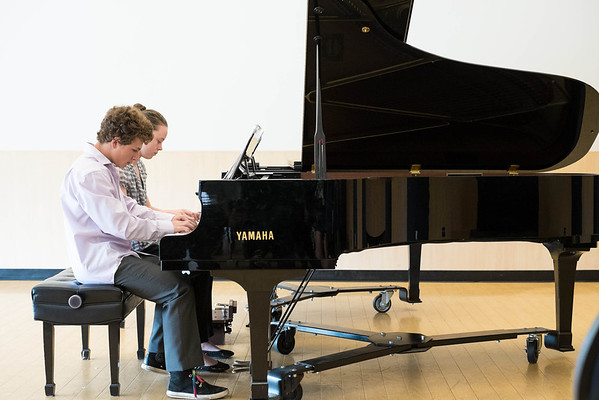 Piano Recital May 2014
