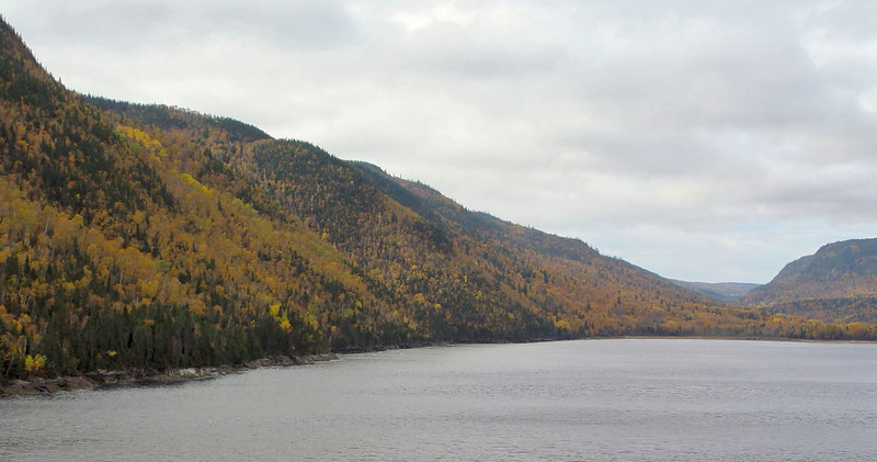 Saquenay River, Canada
