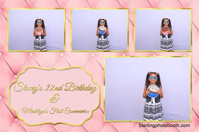 Stacey's  22nd Birthday