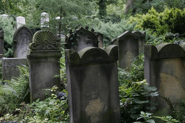 Wroclaw's Jewish Cemetery