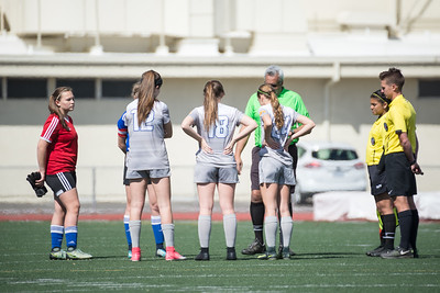 180326 - 02 Girls U16 - San Juan Blue @ Earthquakes East Valley Blue