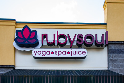 Ruby Soul Yoga Ribbon Cutting 10-8-19