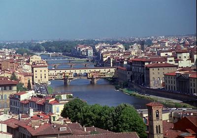 Tuscany, Italy - 2005