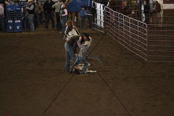 Hill Country Jr Rodeo 5 Roping