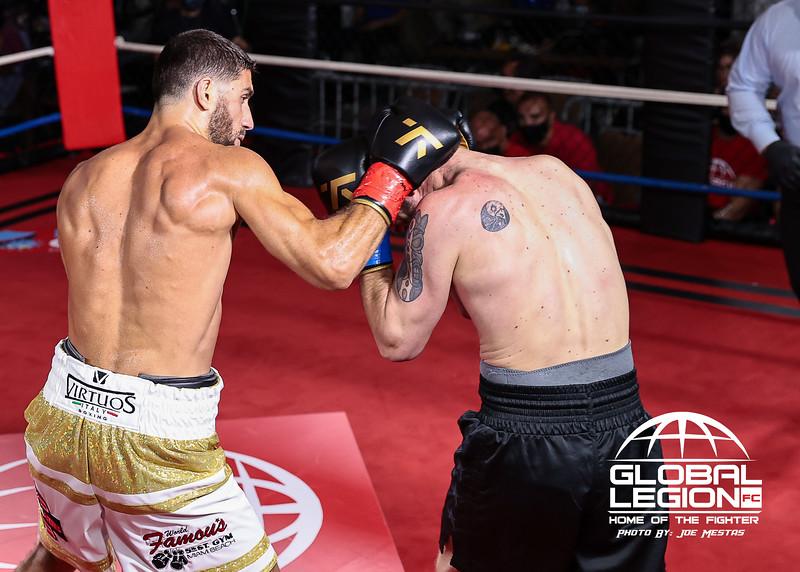 Global Legion FC 18 East vs West