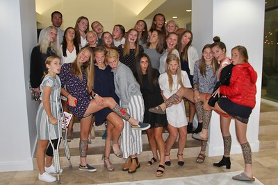 EHWS 2018 State Roster Dinner, Corner Canyon