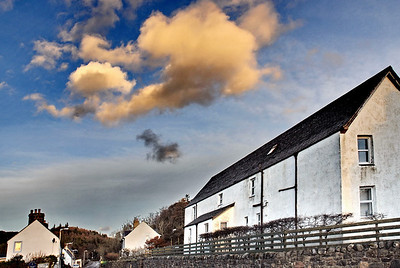 Ullapool, Lochinver, 15 January 2009
