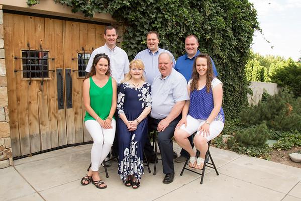 Benson Family 2016