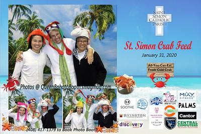 St. Simon Parish Crab Feed