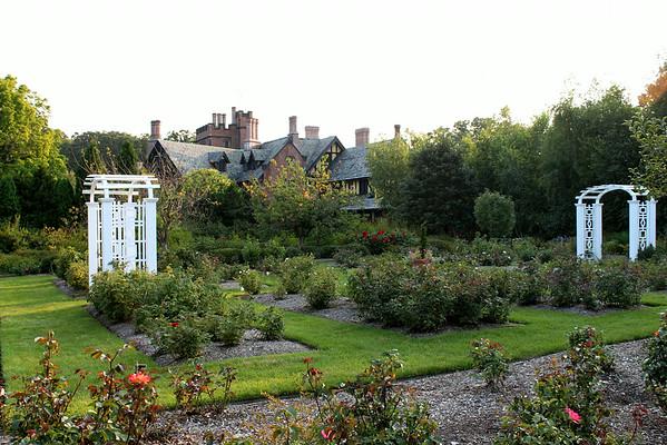 Stan Hywet Gardens