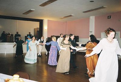 BAERS Washington Irving Ball 2004