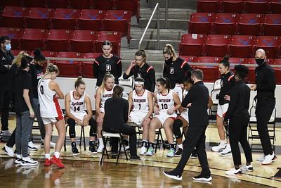 Women's Basketball vs ETSU_COVID