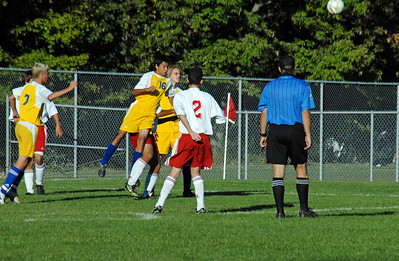 Crawfordsville High School Soccer