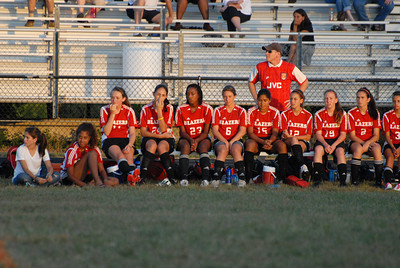 2010 Lady Jags Soccer