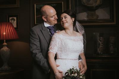 Emma + Tim's Stubton Hall Wedding