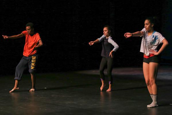 140121 Dance Show Practice