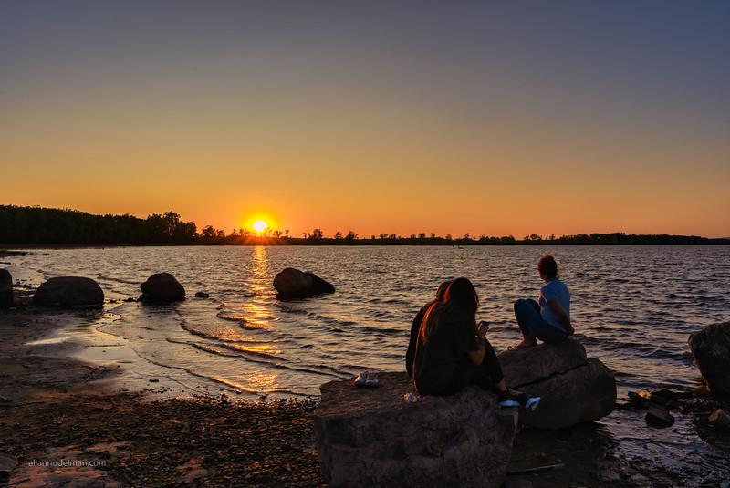 Shirley's Bay Ottawa River