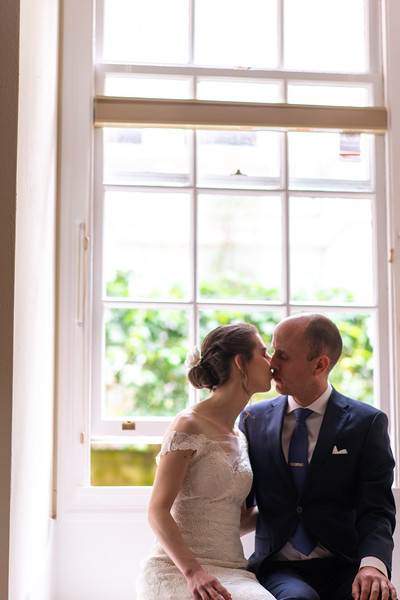 First Look and Couple Portraits