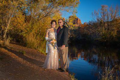 Suzy & Tim's Sedona Wedding