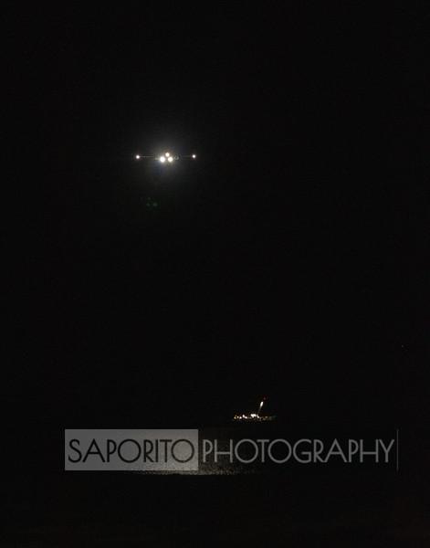 Winthrop Beach Landing Lights