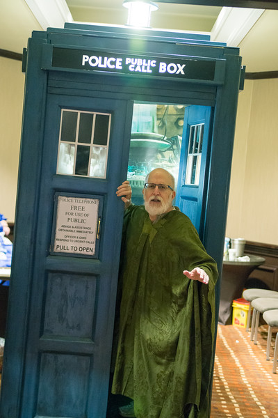 LIWHO TARDIS PHOTOS