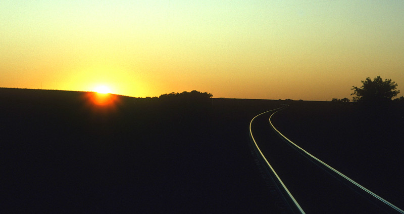 Rails That Stretch Across America