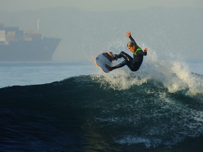 10/15/21 * DAILY SURFING PHOTOS * H.B. PIER.