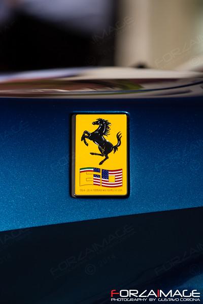 Ferrari 60th Anniversary USA Beverly Hills
