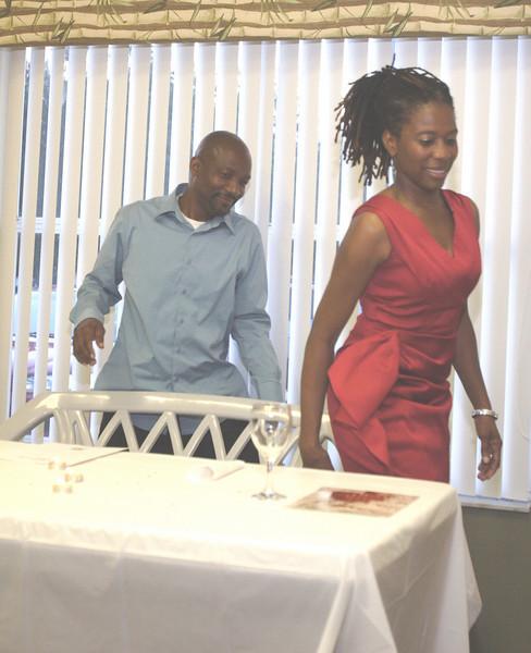 Fletcher's 25 Year Wedding Anniversary