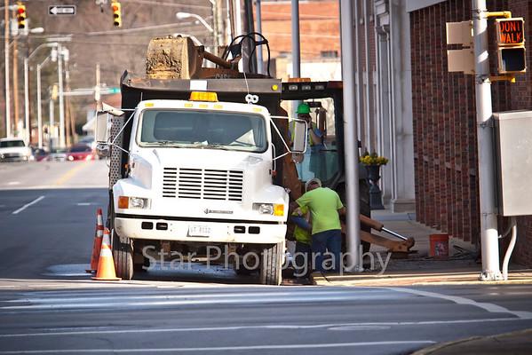 Progress - City Water Department 03-01-12