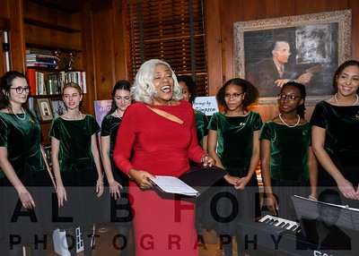 Nov 30, 2019 Commonwealth Youth Choir @ The Kelly House