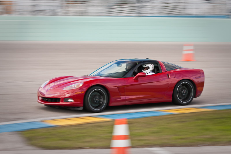 Corvette-Red